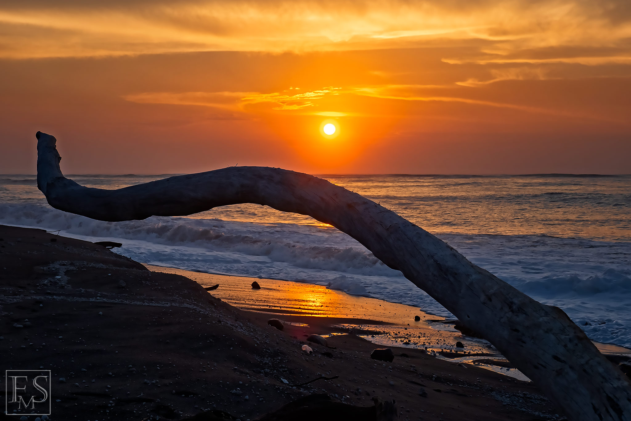 The Sunset Arch