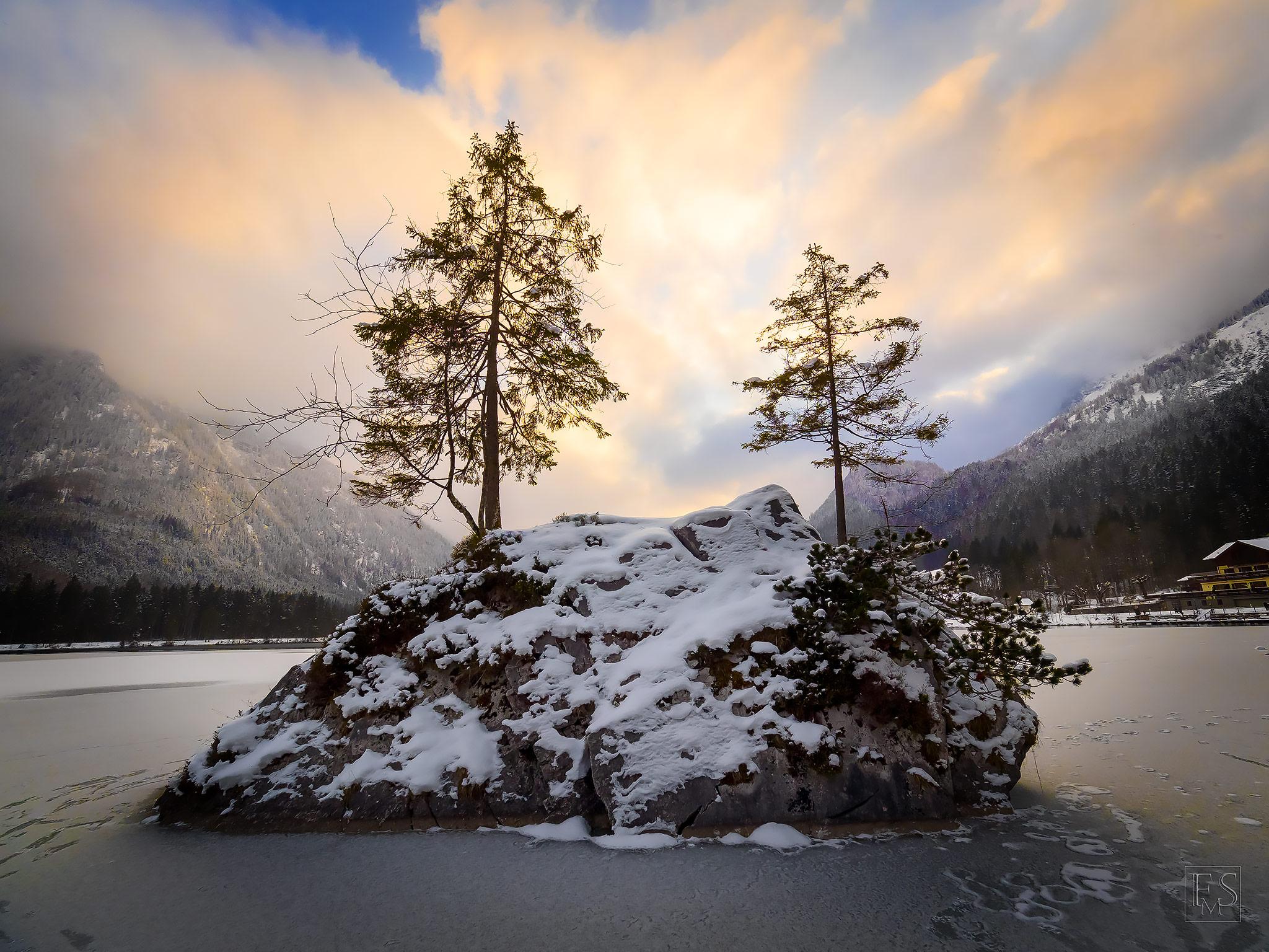 Frozen Island